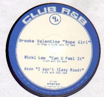 Various - Club R&B 9