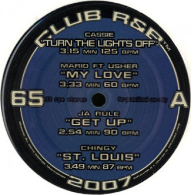 Various - Club R&B 65