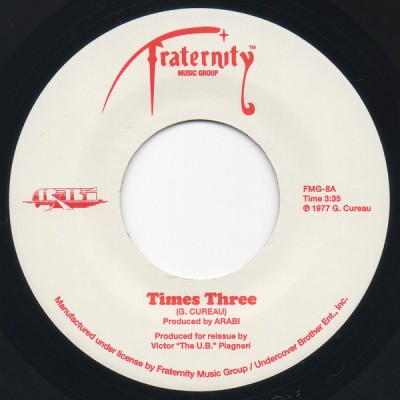 Arabi - Times Three / Before It's Over