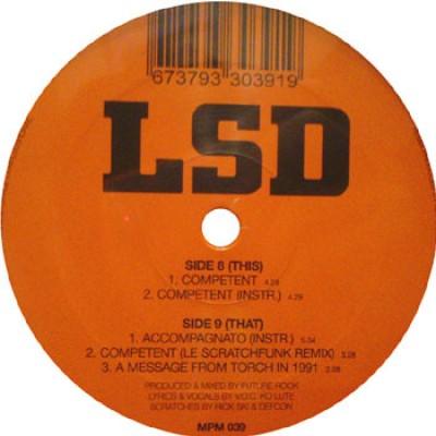 L.S.D. - Competent