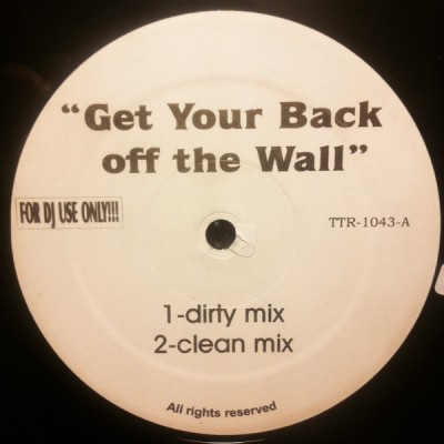Brand Nubian - Get Your Back Off The Wall