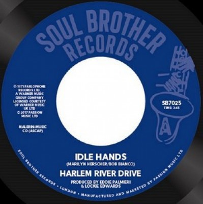 Harlem River Drive - Idle Hands