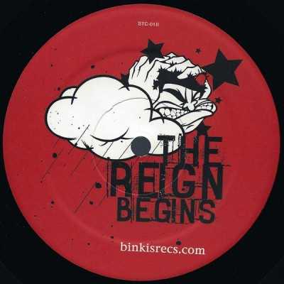 Binkis - The Reign Begins EP