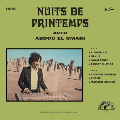 Adou El Omari - Nuits De Printemps Avec Abdou El Omari