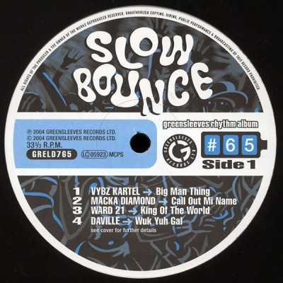 Various - Slow Bounce