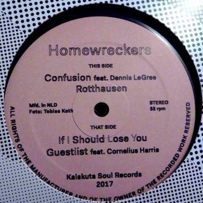 Homewreckers - Confusion EP