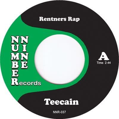 Teecain - Rentners Rap