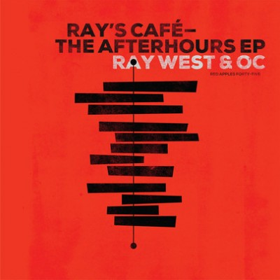 Ray West - Ray's Café - The Afterhours EP