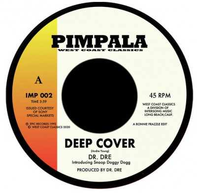 Dr. Dre / Too Short - Deep Cover / Bad Ways