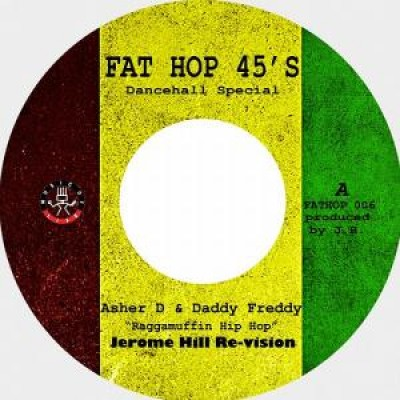 Asher D & Daddy Freddy - Raggamuffin Hip Hop