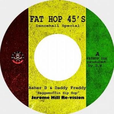 Asher D & Daddy Freddy - Raggamuffin Hip Hop