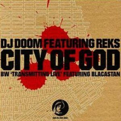 DJ Doom - City Of God / Transmitting Live