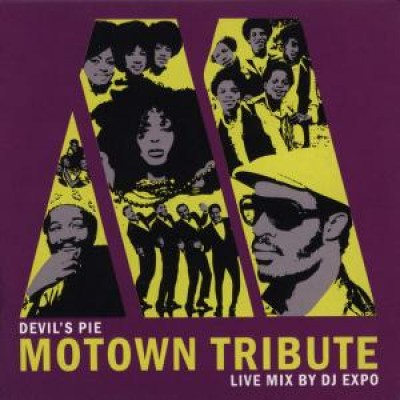 DJ Expo - Devil's Pie Motown Tribute Mix