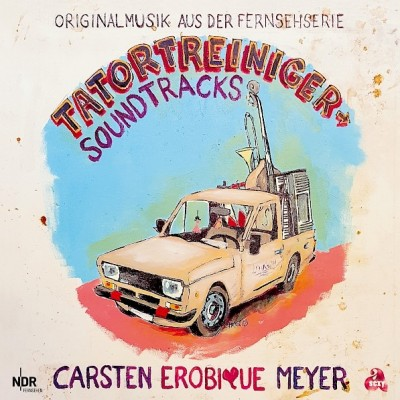 Erobique - Tatortreiniger Soundtrack