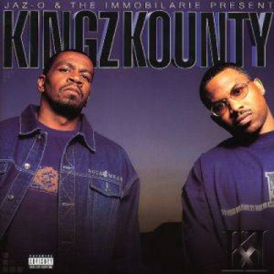 Jaz-O & The Immobilarie - Kingz Kounty