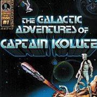 Kolute - The Galactic Adventures...
