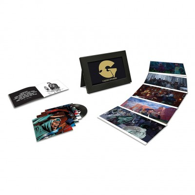 Genius / GZA - Liquid Swords - The Singles Collection