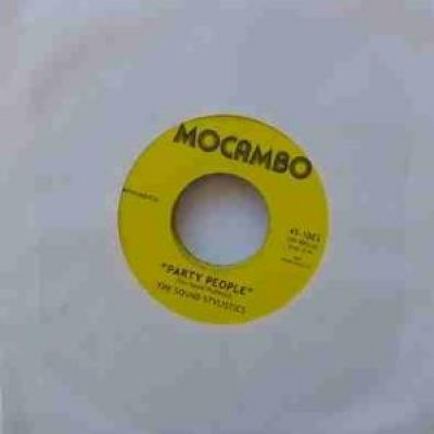 The Sound Stylistics - Party People / Put It In The Pocket