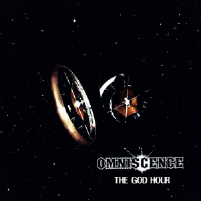 Omniscence - The God Hour (Clear W/ Red & Blue Splatter Vinyl)
