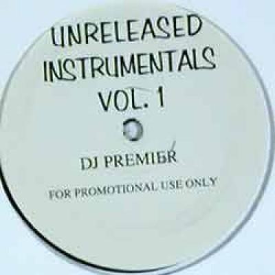 DJ Premier - Unreleased Instrumentals Vol. I