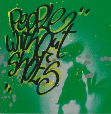 People Without Shoes - Thoughts Of An Optimist (Green Stencil Cover)
