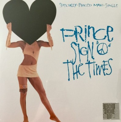 """Prince - Sign """"O"""" The Times"""