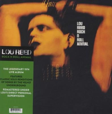 Lou Reed - Rock 'N' Roll Animal