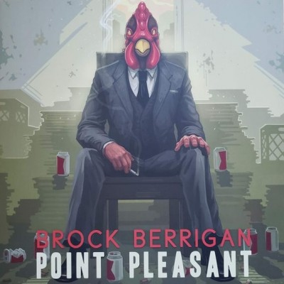 Brock Berrigan - Point Pleasant