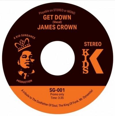 James Crown - Get Down
