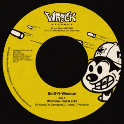 Smif-N-Wessun - Wontime