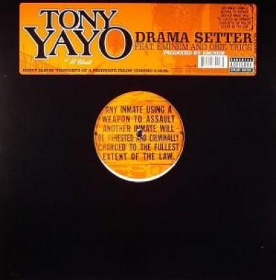 Tony Yayo Feat. Eminem And Obie Trice - Drama Setter